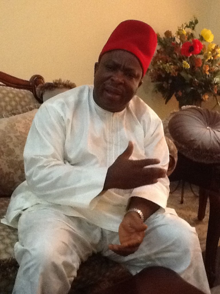 Anambrarians Condemn Destruction Of Umeh's Campaign Posters