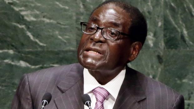 State-run newspaper links Zimbabwe's VP to alleged Mugabe murder plot