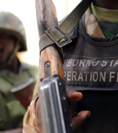 Police confirm 2 persons dead in Borno explosion