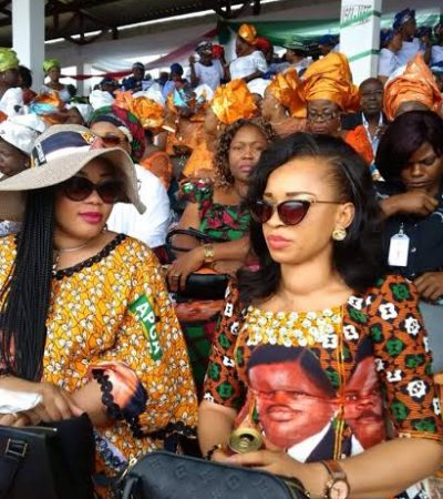 """""""Obiano's Wife Has Redefined Women Empowerment In Anambra"""" – Lady Umeoji, Wife Of Aguata Council Chairman"""