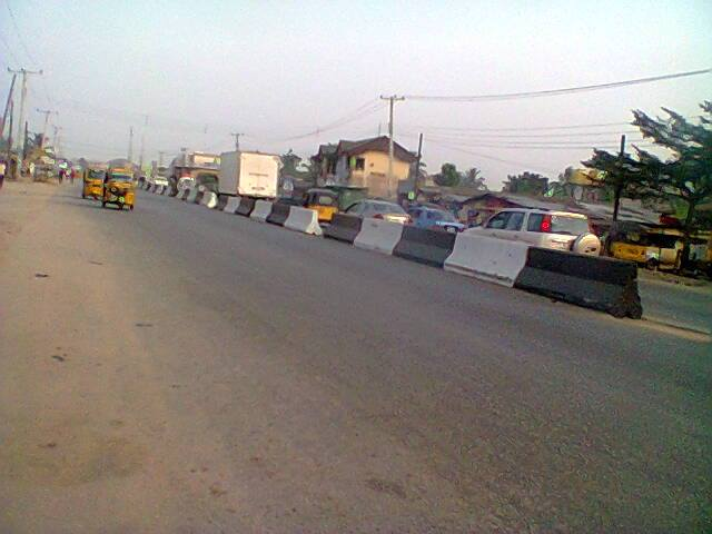 Aba - Owerri road