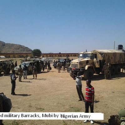 The Recapture Of Local Governments From Boko Haram – By Gyang Pam, Yola