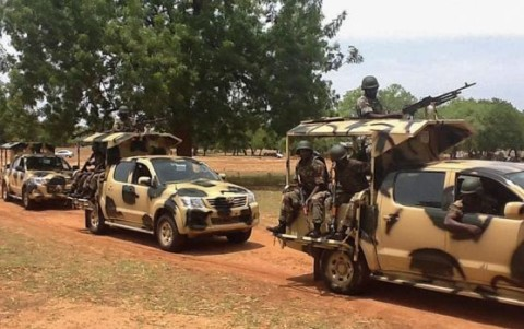 Army Raids Adamawa Community In Revenge For Murdered Soldier