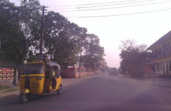 PhotoNews: Aba Roads, Schools & Ochendo's Administrative Efforts