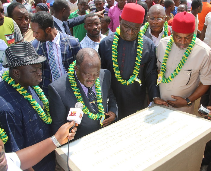 Ekweremadu CommissionsNOUN Study Centre In Awgu…Says Fed Poly is in the Offing
