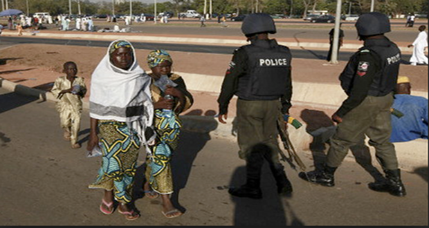 Heavy Security Checks In Nigerian Volatile Borno City