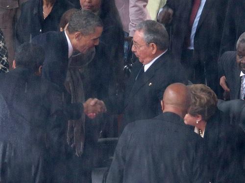 "Celebrating US-Cuba ""New Start"" – By Raheem Oluwafunminiyi"