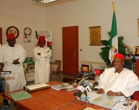 Kano 2015: How Kwankwaso Was Forced To Annoint His Deputy