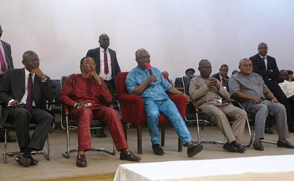 It's Not Celebration Time, Uduaghan Tells PDP Family