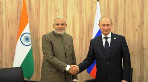 That Pix Of Putin And Modi In Tet-A-Tet – By Abdullahi Musa