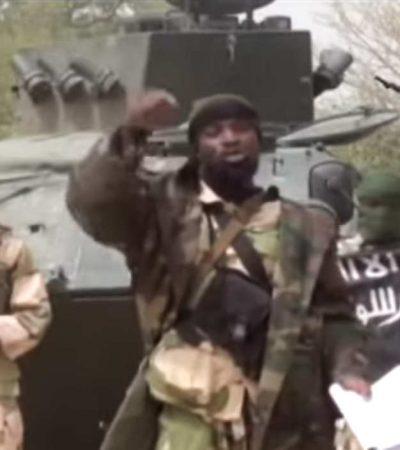 "New Video From Boko Haram ""Leader"""