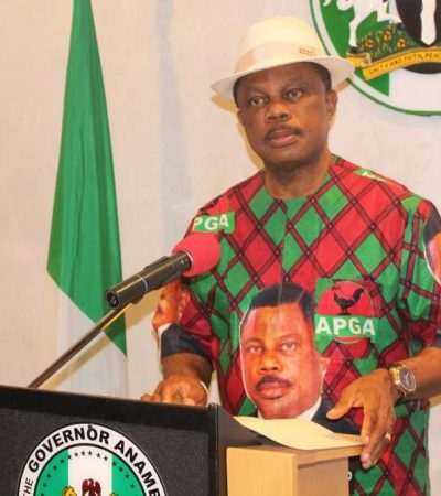 2015 Elections: Obiano Raises Alarm on Multiple Nominations