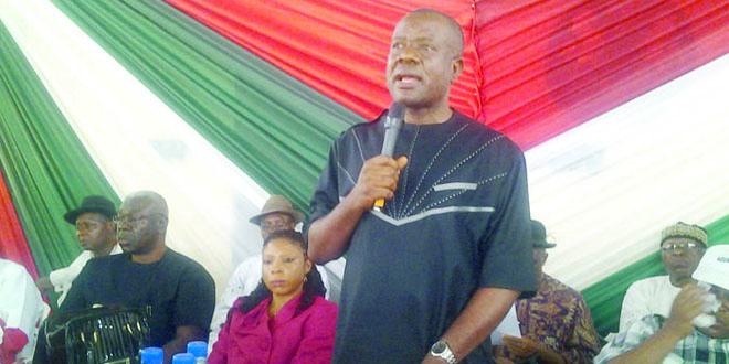 Abia Deputy Speaker Escapes Attack Over Sharing Of N100, Bowl Of Rice To Kinsmen