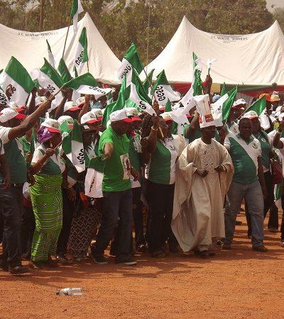 Enugu Guber: Isi-Uzo LGA Stands Still For Hon Ugwuanyi