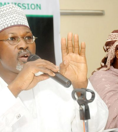 Election Postponement: Jega's Speech