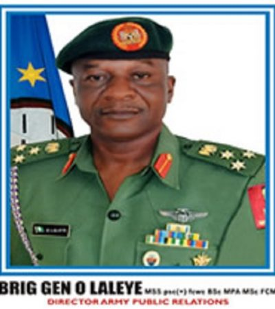 """Major General M. Buhari's WASC Result Is Not In Our Records"" – Army Official Release"