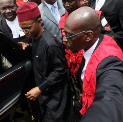 El-Rufai Sneaks Out Of 2015 Afan Festival At Kagoro