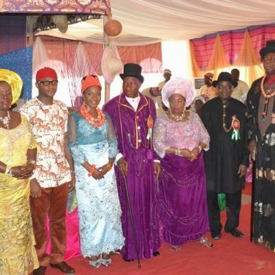 PhotoNews: Traditional Marriage Ceremony of the President's Daughter in Otueke