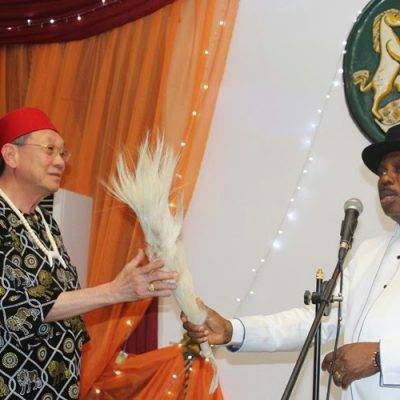 Anambra Seals Major Bilateral Agreements with Thailand …To collaborate on Large Scale Rice, Fish Farming, Gas & Solid Minerals