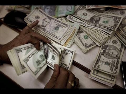 Naira Sells For N208 To Dollar At BDCs, Black market