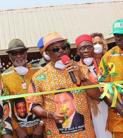 Anambra: The Governors Are Coming – By Ifeanyi Afuba
