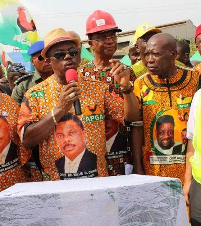 Obiano To Transform Okpoko Into A Modern Community