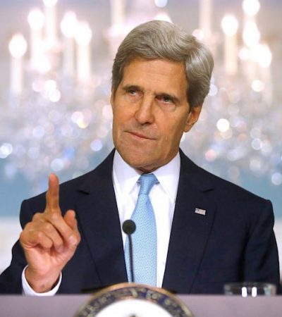 Kerry secures Gulf support for Iran deal