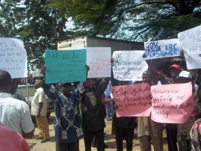 Nigeria Union of Pensioners Laments Okorocha's Undue treatment Of Imo Pensioners