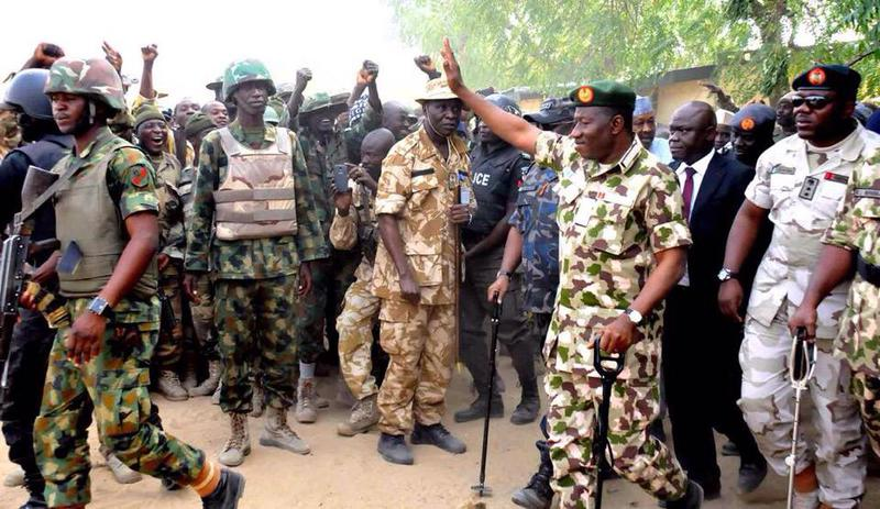 """""""We'll Consolidate On Our Achievements"""" – President Jonathan"""