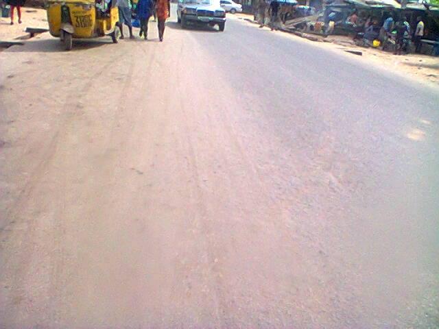 New Umuahia road