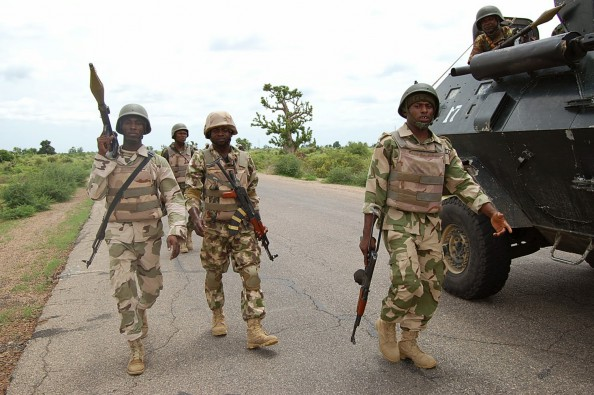 Troops-patrolling-Damboa-after-clearing-the-town-of-insurgents-594x395_c