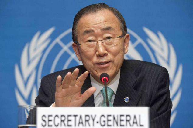 Polls shift: Ban Ki-moon asks INEC to embark on rapid PVCs distribution