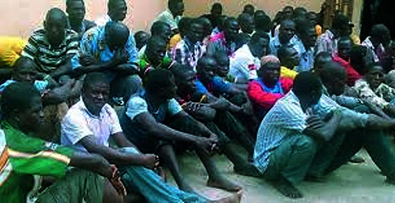 Immigration Deports 433 Foreigners – Nigeria Immigration Service