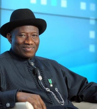 "Video: President Jonathan Slams APC, Say There's ""Bitterness In Their Hearts"""