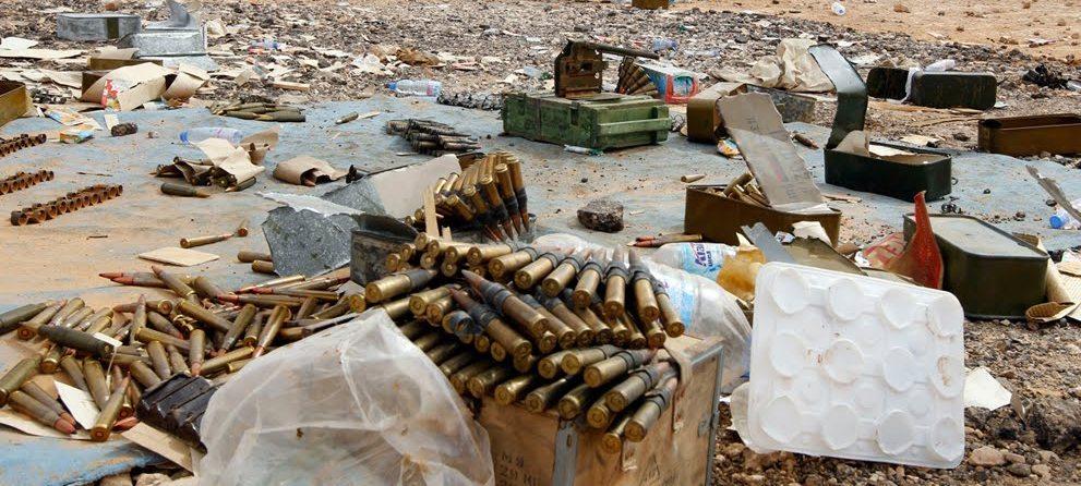 Boko Haram Abandons Heaps of Arms in Baga town – Military