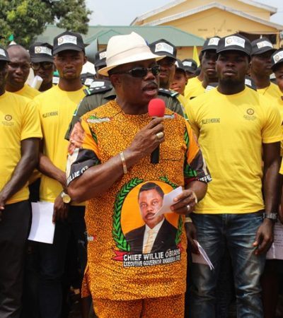 Anambra State Youth Empowerment Scheme Is A Promise Fulfilled – Governor Obiano