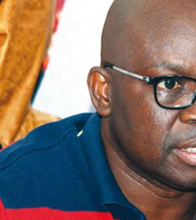 Ekiti: Fayose knows about kidnap, says APC Action Group