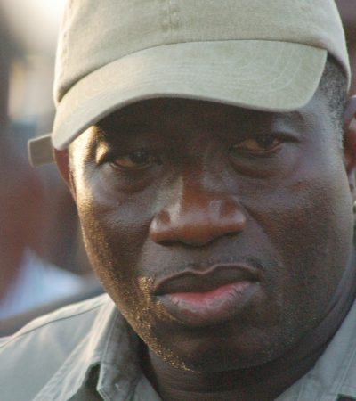 Why Soldiers Took Over Jonathan's Cousin Construction Site