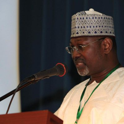Address Delivered at the Briefing of Accredited Observers for the 2015 General Elections – By Professor Attahiru M. Jega, OFR Chairman, INEC