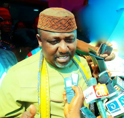 7 PDP Governors Secretly Working For APC, Okorocha Alleges