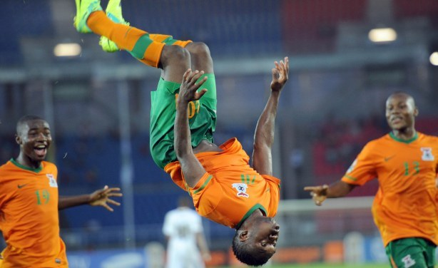 Zambia Face Ghana In Do-Or-Die CAF U20 Cup Clash