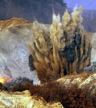 Boko Haram: Military Jets Drop Bombs On Mountainous Area In Adamawa