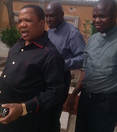 """One Year In Office: """"Governor Willie Obiano's Fit Has Made APGA A Party Of Consistency""""– Senator Al Ubanesse Igbeke"""