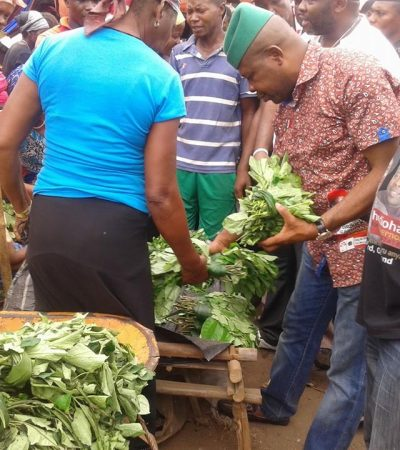 Ihedioha reinstitutes monthly clean-up exercise, prize for cleanest LG, town, school