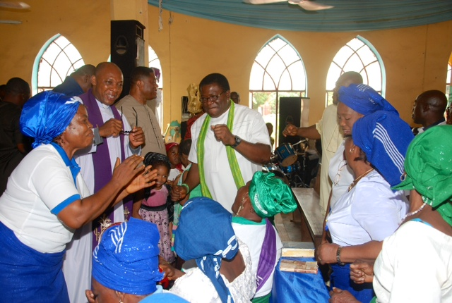 Imo Deputy Gov. Hails Women On Mothering Sunday … Showers Encomium On Mother