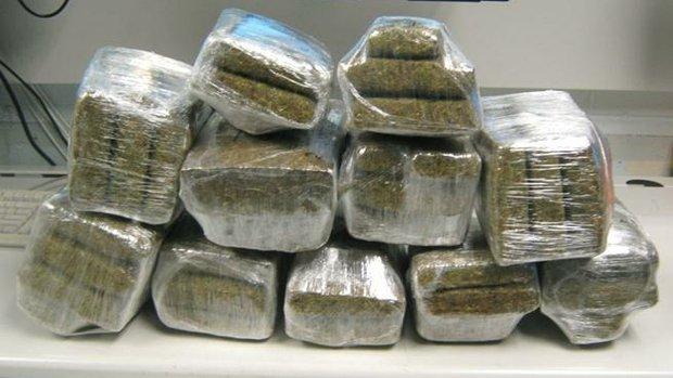 Nigeria Drug Agency Confiscates 400kg Of Marijuana In Niger