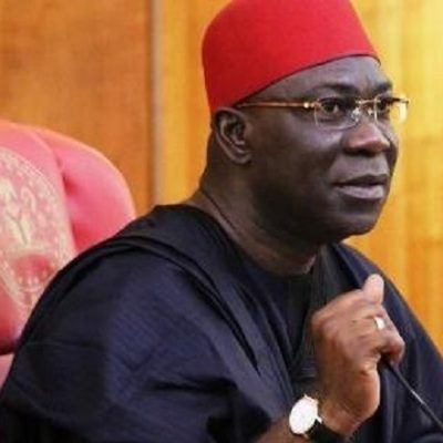 "Speech By Ekweremadu: ""On PDP We Stand"""