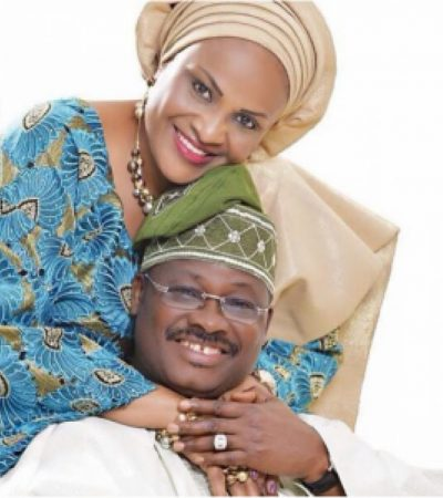 Oyo State Governor, Ajimobi Sacks Wife's Aides Over Election Gossips