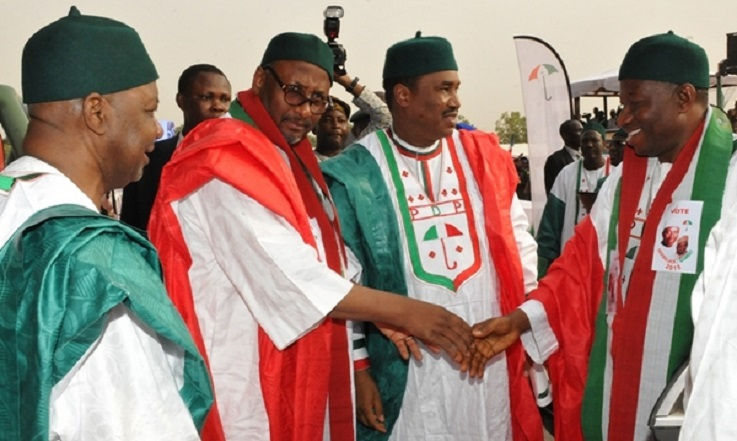 PDP To Flush Out National Working Committee, Jonathan To Remain Party Leader