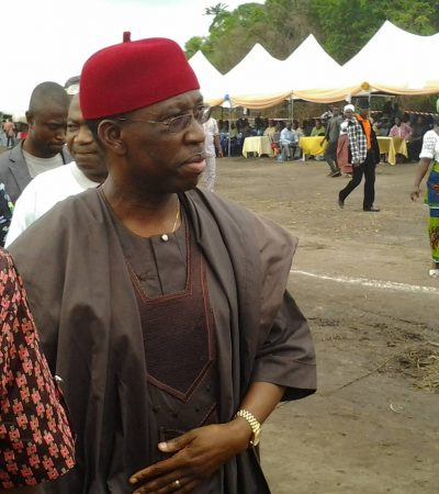 Gov. Okowa's Many River To Cross And The Failing Media Aides – By Fejiro Oliver